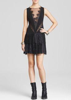 Free People Dress - Black Dove
