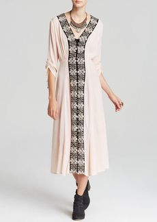Free People Dress - Journey To The Horizon