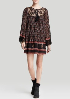 Free People Dress - Printed Nomad Child