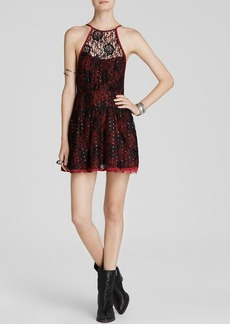 Free People Dress - Wish Upon A Star Lace