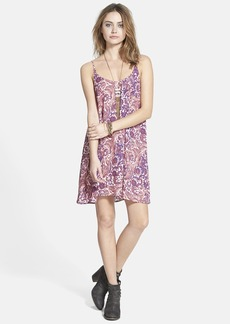 Free People 'Emily' Print Swing Dress