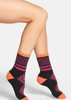 Free People Geometric Socks