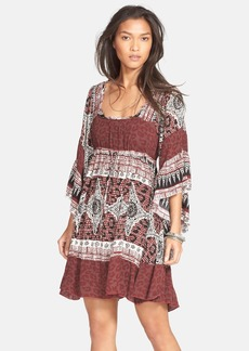 Free People 'Hearts of Gold' Babydoll Dress