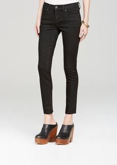 Free People Jeans - Roller Crop Skinny in Black