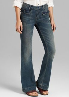 Free People Jeans - Tailored Flare in Estrella Wash