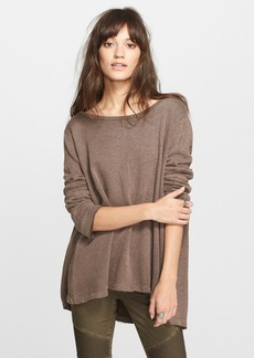 Free People Low Back Pullover