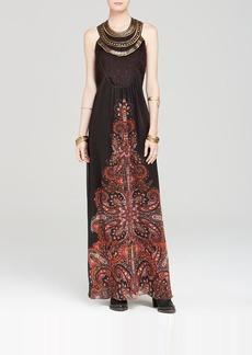 Free People Maxi Dress - Dimeter Printed
