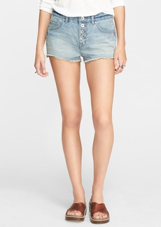 Free People Mid Rise Cutoff Shorts (Carrie)