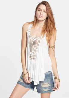 Free People 'New World Horizons' Sleeveless Jersey Tunic