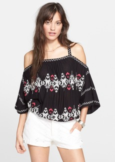 Free People 'New World' Peasant Top