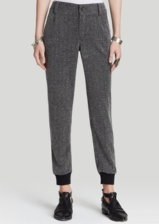 Free People Pants - Constructed Knit Jogger