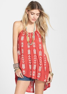 Free People 'Peace & Arrow' Tunic