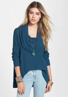 Free People 'Pebble' Cowl Neck Sweater