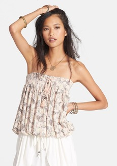 Free People Print Tube Top