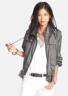 Free People Ripstop Tech Jacket