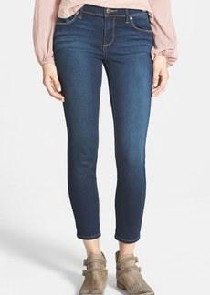Free People 'Roller' Crop Skinny Jeans (Ella)