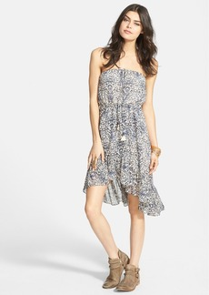 Free People 'Safari' Blouson Dress