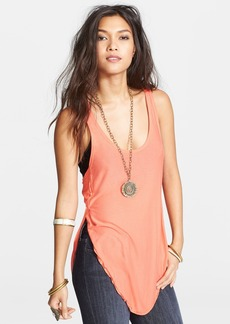 Free People 'Silo' Split Side Racerback Tank