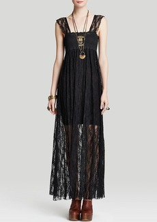 Free People Slip Dress - Romance In the Air