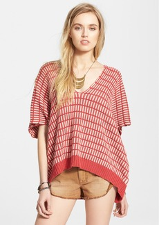 Free People 'Something Special' Back Zip Top
