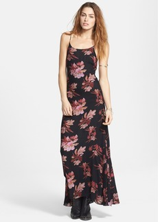 Free People 'Star Chasing' Print Maxi Dress