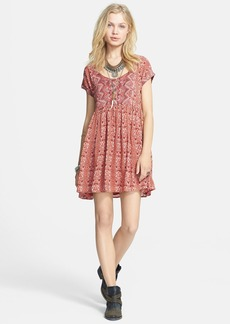 Free People 'Sundown' Babydoll Dress