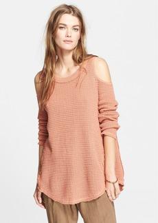 Free People 'Sunrise' Cotton Pullover