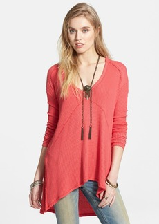 Free People 'Sunset Park' Thermal Top