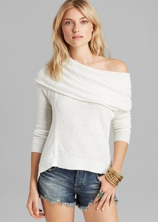 Free People Sweater - Pebble Cowl