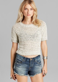 Free People Sweater - School Boy