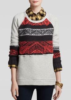 Free People Sweater - Snow Angel