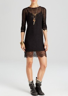 Free People Sweater Dress - Jane Eyre Twofer