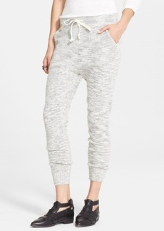 Free People Sweater Knit Harem Pants