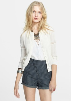 Free People 'Sweet Caroline' Cardigan