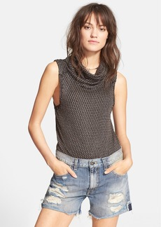 Free People 'Timbler' Cowl Neck Top