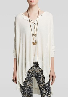 Free People Top - Benedict Canyon Henley