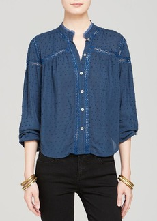 Free People Top - Every Day Girl