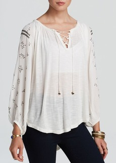 Free People Top - Golden Nugget