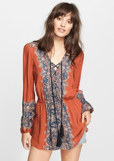 Free People 'Wildest Moment' Print Tunic
