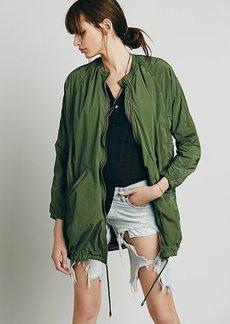 Slim Anorak Jacket