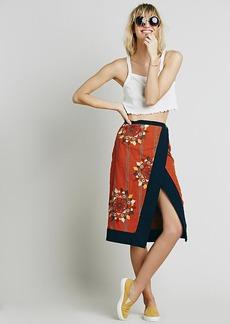 Songbird Wrap Skirt