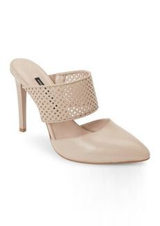 french connection Almost Nude Mollie High Heel Mules