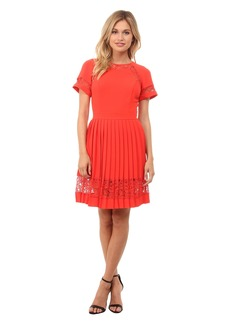 French Connection Arrow Lace Dress 71ECD