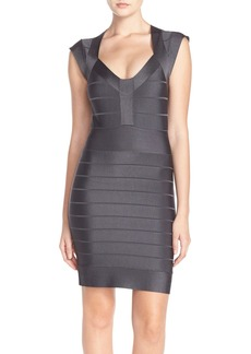French Connection Bandage Body-Con Dress