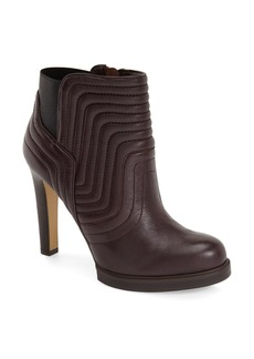 French Connection 'Bella' Channel Quilted Bootie (Women)