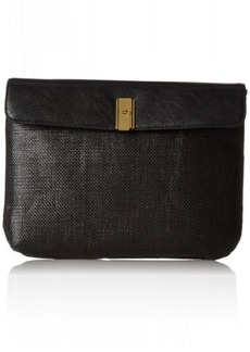 French Connection Big Stuff Oversized Clutch