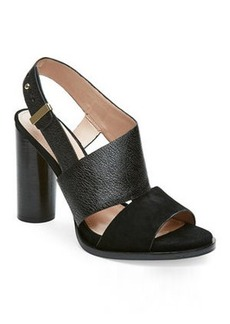 french connection Black Urlian Sandals