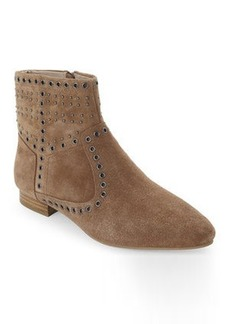 french connection Camel Charlene Grommet Booties