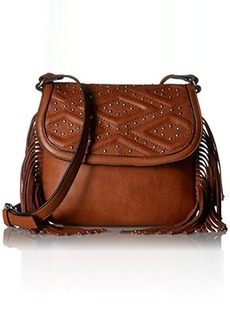 French Connection Cassidy Cross Body Bag, Nutmeg, One Size