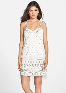 French Connection 'Cerro' Beaded Dress